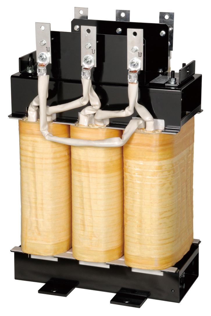 アモルファス乾式変圧器