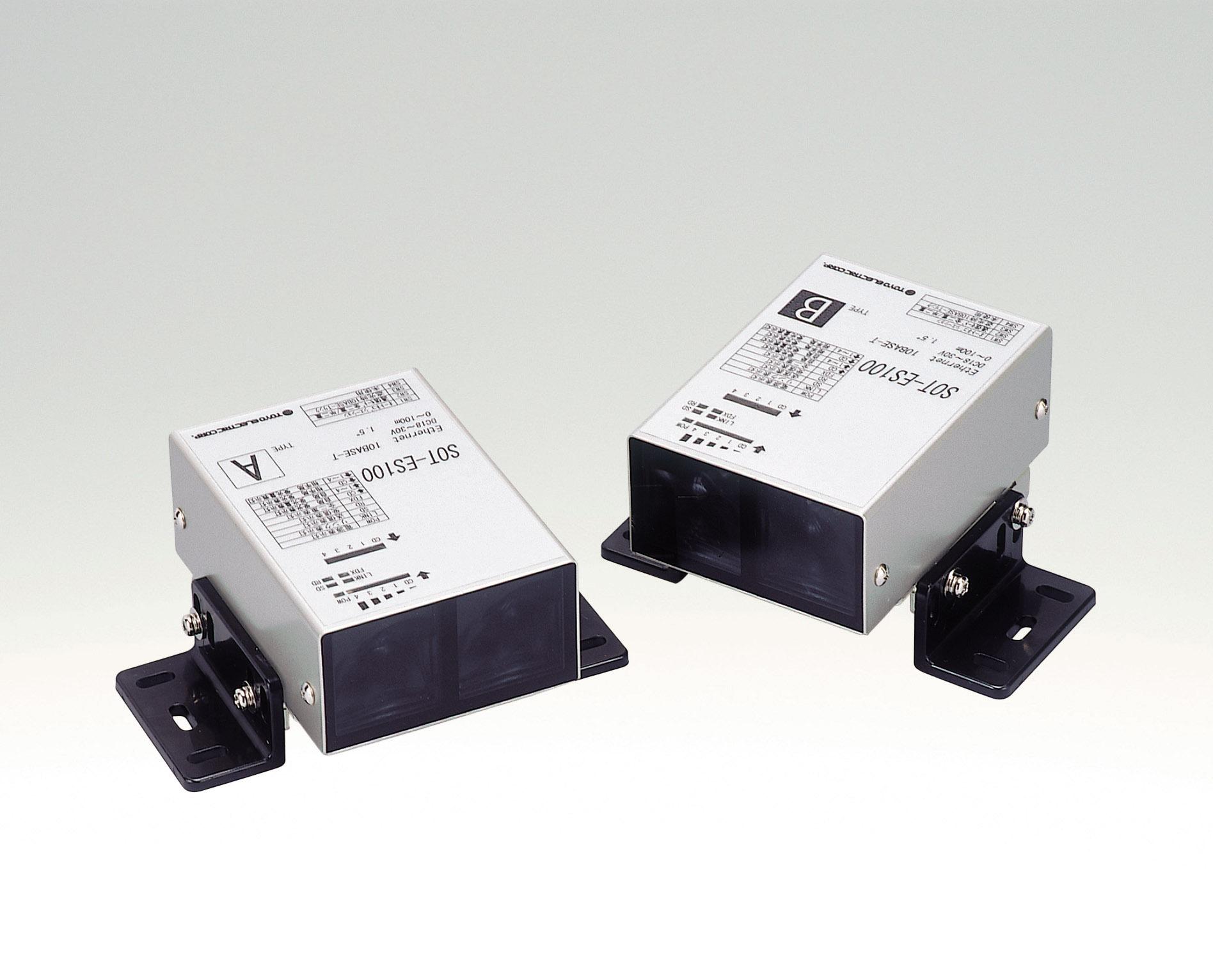 空間光伝送装置/イーサネット信号対応
