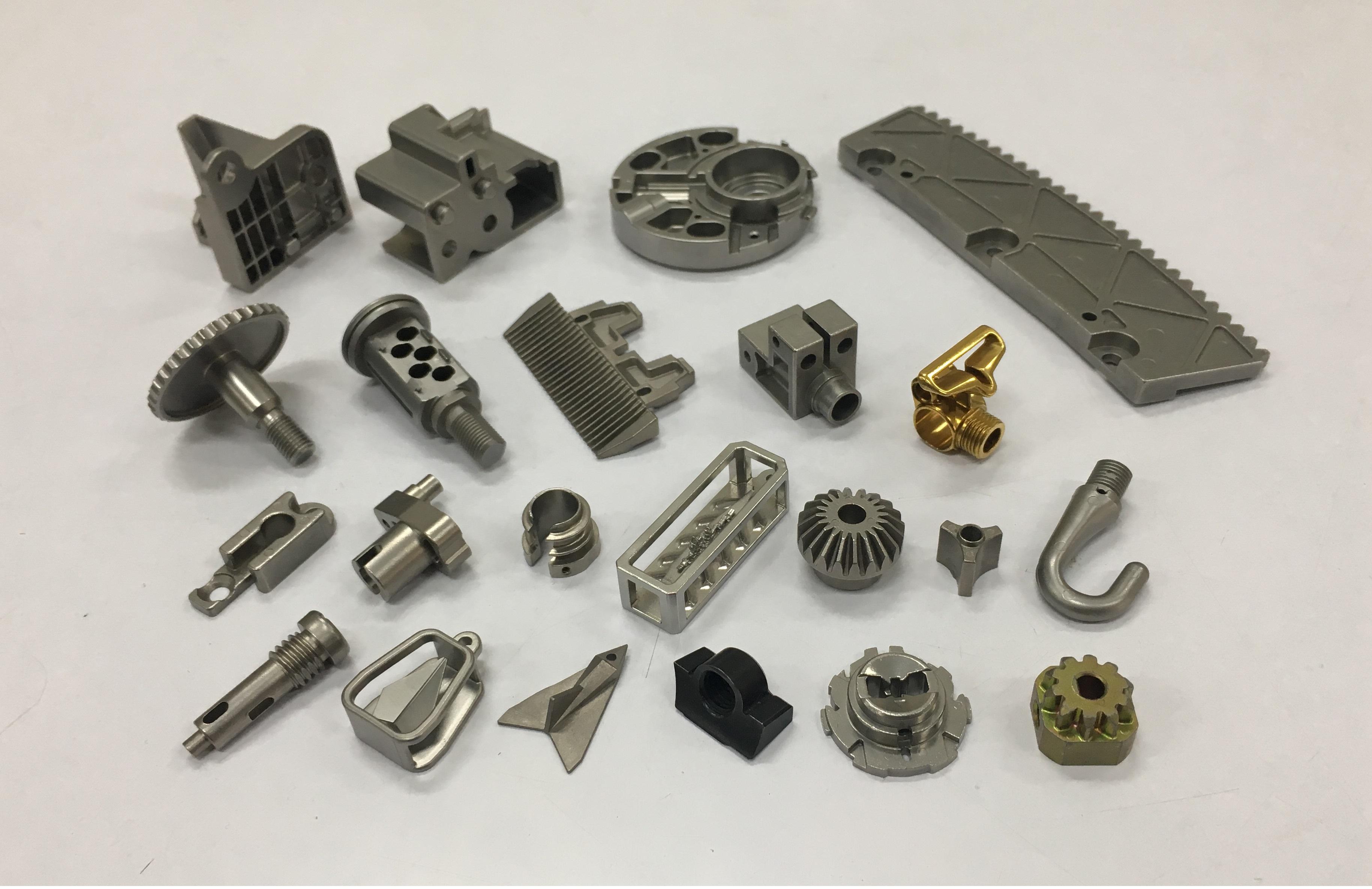 金属粉末射出成型部品 (MIM)