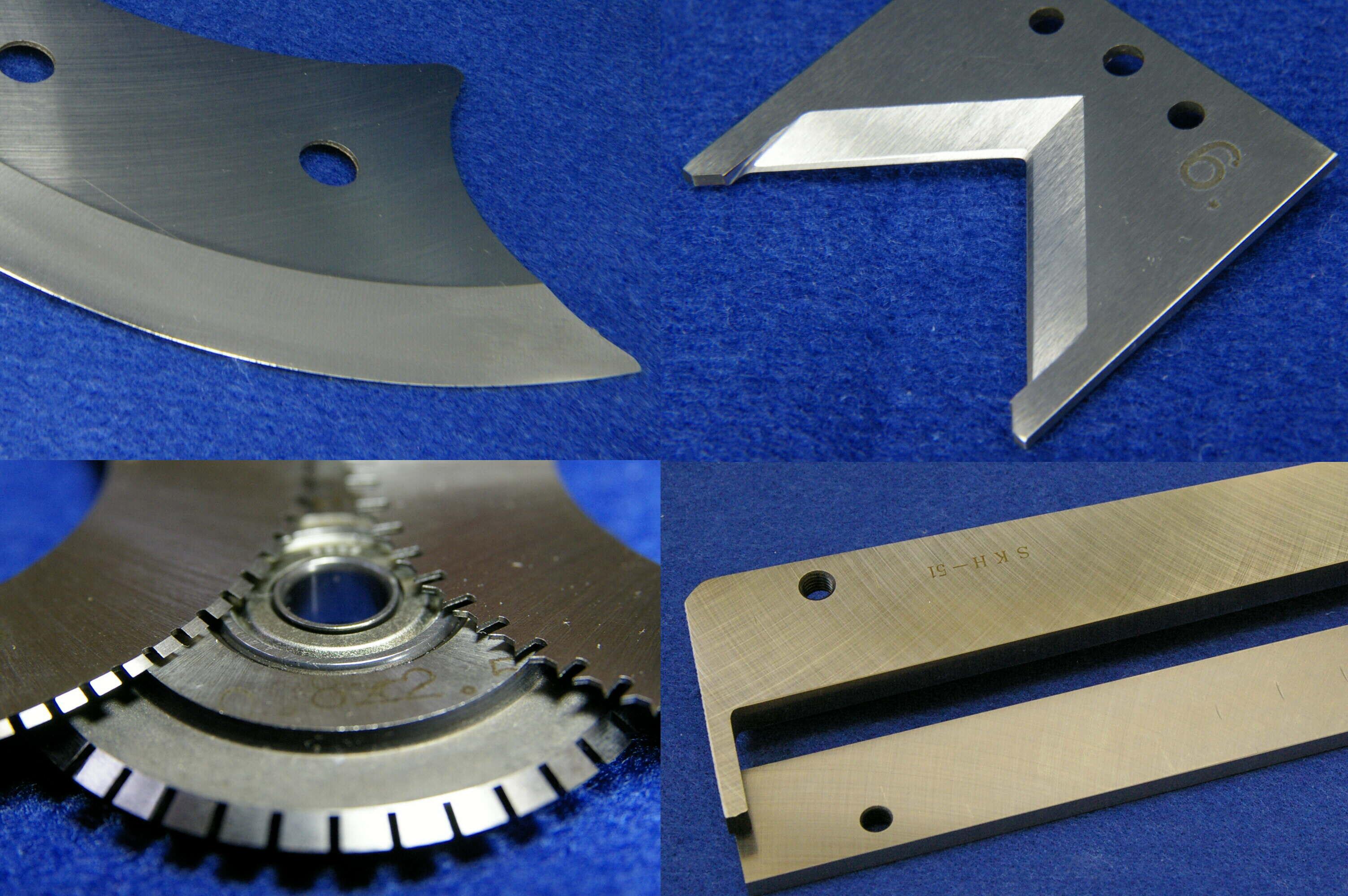工業用機械刃物